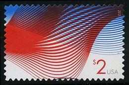 Etats-Unis / United States (Scott No.4955 - PatrioticWaves) (o) - United States