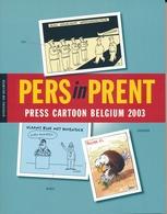 PERS In PRENT - Press Cartoon Belgium 2003 - Unclassified