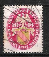 Reich N° 391 Oblitéré - Oblitérés