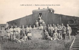 10-MAILLY-LE CAMP-N°437-F/0185 - Mailly-le-Camp