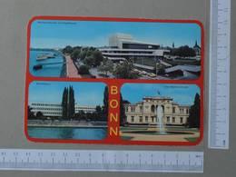GERMANY - BUNDESHAUS -  BONN -   2 SCANS  - (Nº25949) - Bonn