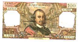 Billets > France > 100 Francs 1978 - 100 F 1964-1979 ''Corneille''