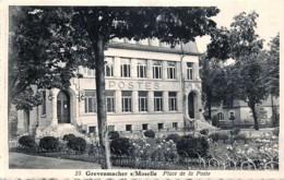 Luxembourg - Grevenmacher Sur Moselle - La Poste Et La Place De La Poste - Autres