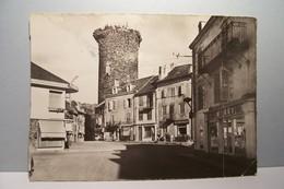 ALLASSAC   -  La Tour  César -  En L'état   - ( Pas De Reflet Sur L'original ) - Frankreich