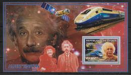 GUINEE   BF 320   * *  ( Cote 13e ) Abert Einstein  TGV Trains Satellite - Albert Einstein