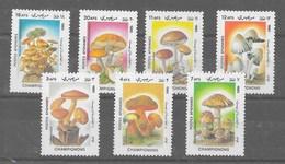 Serie De Afganistán Nº Yvert 1276/82 ** - Afganistán