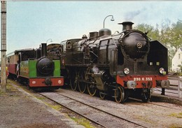 4 Juin 1978 Locomotive S.N.C.F - Locomotive Pinguely Ex-Morbihan - Andere Gemeenten