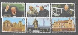 Serie De Anguilla Nº Yvert 161/66 ** - Anguilla (1968-...)