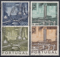 PORTUGAL 1970 Nº 1076/79 USADO - Used Stamps