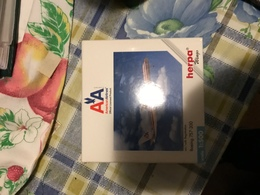 Herpa 1:500 Boeing 757 American Airline - Non Classificati