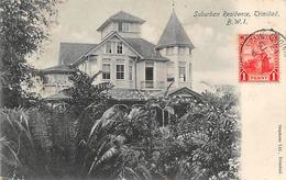 Trinidad       Suburban Résidence Et Coconut Grove  2 Cartes    (voir Scan) - Trinidad