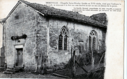 Removille (Vosges) Chapelle S. Nicolas - France