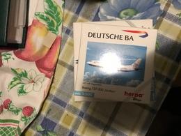 Herpa 1:500 Boeing 737 Deutsche Ba Limited Edition - Non Classificati