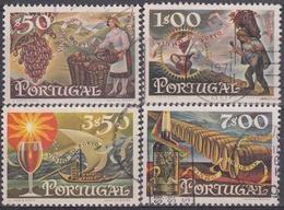 PORTUGAL 1970 Nº 1097/00 USADO - Used Stamps