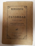 LAGOA - ESTOMBAR - MONOGRAFIAS - «Monografia De Estombar» ( Autor:Francisco Xavier D'Athaide Oliveira - 1911) - Books, Magazines, Comics