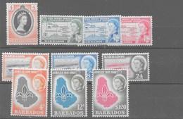 4 Series De Barbados Nº Yvert 225, 226/28, 229/31 Y 232/34 ** - Barbados (1966-...)