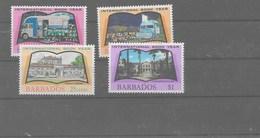 Serie De Barbados Nº Yvert 353/56 ** - Barbados (1966-...)