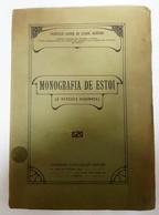 FARO - ESTOI - MONOGRAFIAS - «Monografia De Estoi(Avetusta Ossonoba)»( Autor:Francisco Xavier D'Athaide Oliveira - 1914) - Livres Anciens