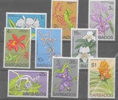 Serie De Barbados Nº Yvert 377a/85a ** - Barbados (1966-...)