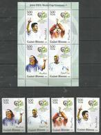GUINEA BISSAU - MNH - Sport - Soccer - World Cup 2006 - Coupe Du Monde