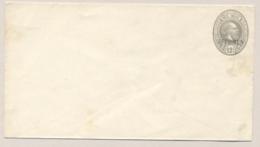 Nederlands Indië - 1886 - 12,5 Cent Willem III, Envelop G7 Met SPECIMEN-opdruk - Ongebruikt - Nederlands-Indië