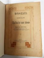 VILA REAL DE SANTO ANTÓNIO - MONOGRAFIAS - ( Autor:Francisco Xavier D'Athaide Oliveira - 1908) - Books, Magazines, Comics