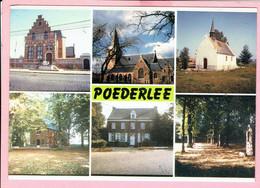 Poederlee - 6 Zichtenkaart - Lille