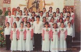 TARJETA TELEFONICA DE VENEZUELA. NIÑOS CANTORES DE LARA, 05/04, 2ª EDICION. CAN2-0912A. (477) - Música