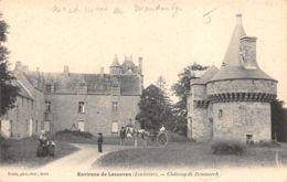 29-PENMARCH-LE CHÂTEAU-N°441-E/0155 - Penmarch