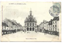 LA FERTE SOUS JOUARRE - Place De L'Hôtel De Ville - BRINDELET - La Ferte Sous Jouarre
