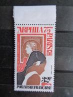 "POLYNESIE 1975 P.A. Y&T N° 92 ** - EXPOSITION PHILATELIQUE "" ARPHILA 75 "" - French Polynesia"