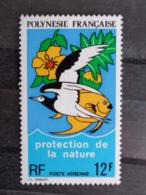 POLYNESIE 1974 P.A. Y&T N° 82 ** - PROTECTION DE LA NATURE - Ongebruikt