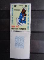 POLYNESIE 1973 Y&T N° 93 ** - CRECHE DU GROUPEMENT DE SOLIDARITE DE FEMMES DE TAHITI - Ungebraucht