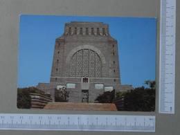 SOUHT AFRICA - VOORTREKKER MONUMENT -  PRETORIA -   2 SCANS  - (Nº25962) - Malawi