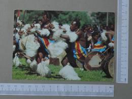 SOUHT AFRICA - TRIBAL LIFE -  STAMZEWE -   2 SCANS  - (Nº25963) - Malawi