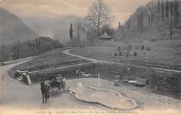Saint St Savin (65) - Le Parc Du Château De Miramont - Argeles Gazost