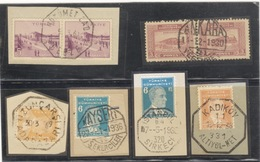 TURQUIE,TURKEI TURKEY USED STAMPS - 1921-... República