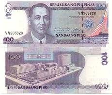 Philippines - 100 Piso 2010 XF Ukr-OP - Philippines