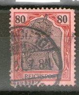 N° 91°_2° Choix - Germany