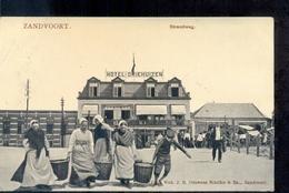 Zandvoort - Hotel Driehuizen - 1907 - Zandvoort