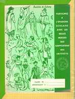 PROTEGE CAHIER : Caisse D'Epargne De Valenciennes Evolution Des Costumes - Protège-cahiers