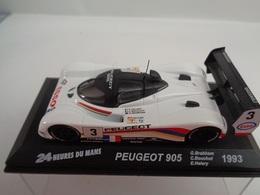 PEUGEOT 905 . Vainqueur 24 H Du Mans 1993 # 3  G/Brabham,C.Bouchut,E.Helary   1/43 -Altaya - Voitures, Camions, Bus