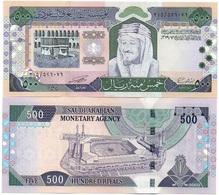Saudi Arabia - 500 Riyals 2003 UNC Kr-OP - Saudi Arabia