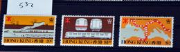 532 China Hong Kong - Hong Kong (...-1997)