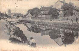 10-TROYES-N°C-416-G/0197 - Troyes