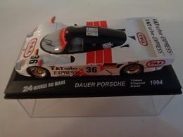 DAUER PORSCHE 962. Vainqueur 24 H Du Mans 1994 . # 36  Y.Dalmas,H.Haywood,M.Baldi   1/43 -Altaya - Voitures, Camions, Bus