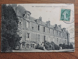 Chantenay Sur Loire - Château De L'Abbaye Ref 0133 - France