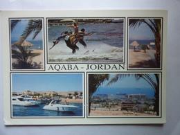 AQUABA - JORDAN - Jordanie
