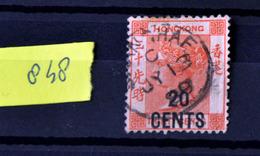 848 China Hong Kong - Gebruikt