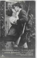 AK 0067  Herzliebchen Mein Unterm Rebendach ( Jäger ) - Motiv Um 1920 - Paare